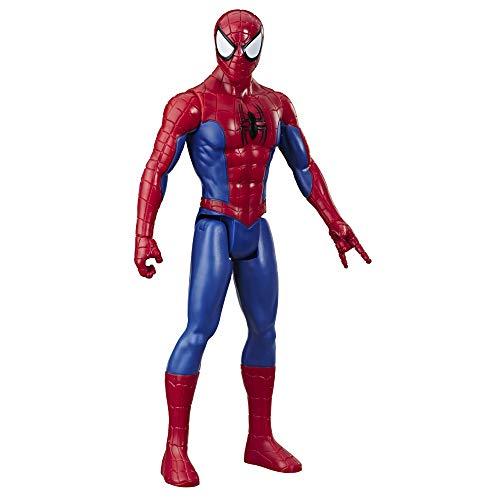 Hasbro E7333 Marvel SpiderMan Titan Hero Serie 30 cm große...
