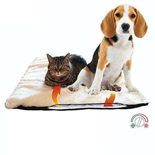 riijk Hundedecke & Katzendecke für kalte Böden | Optimal für...