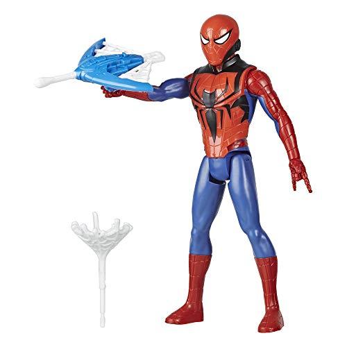 Hasbro Marvel Spider-Man Titan Hero Serie Blast Gear Spider-Man...