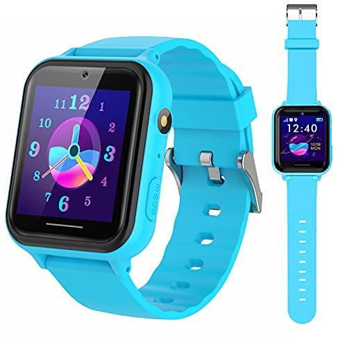 PTHTECHUS Smart Watch für Kinder - Jungen Mädchen Smartwatch...