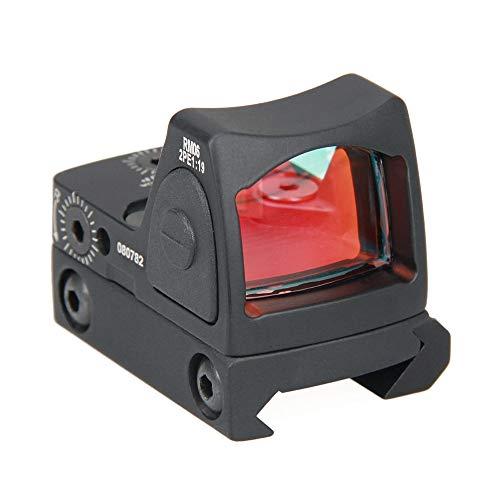 Tactical RMR Red Dot Sight, Mini 2 Moa Red Dot Sight, Adjustable...