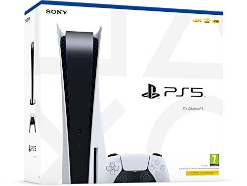 PS5 Konsole Sony PlayStation 5 - Standard Edition, 825 GB, 4K,...