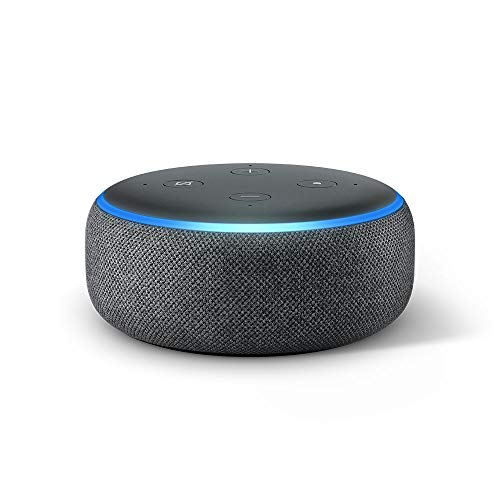 Echo Dot (3. Gen.) Intelligenter Lautsprecher mit Alexa,...