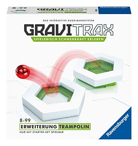 Ravensburger GraviTrax Erweiterung Trampolin - Ideales Zubehör...