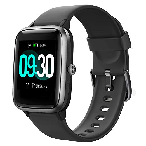 Willful Smartwatch,1.3 Zoll Touch-Farbdisplay Fitness Armbanduhr...