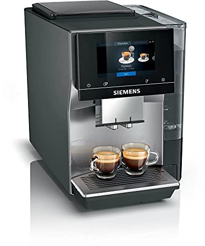 Siemens Kaffeevollautomat, EQ.700 classic TP705D01, Full-Toch...