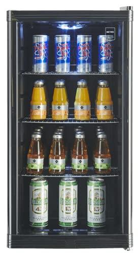 METRO Professional Getränkekühlschrank GPC1088 (88 Liter),...