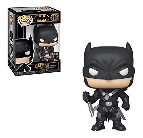 Funko Pop! 46052 Heroes Batman Grim Knight #318 Exclusive Limited...
