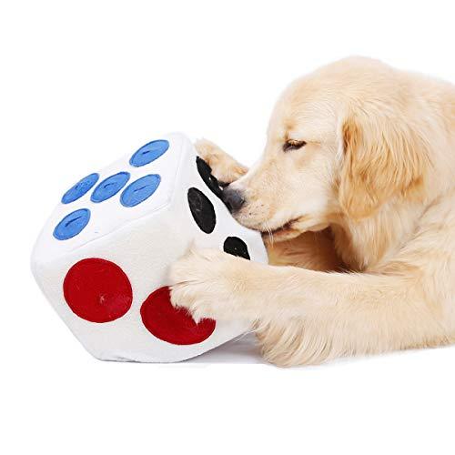 ubest Schnüffelwürfel für Hunde, Hund Riechen Trainieren...