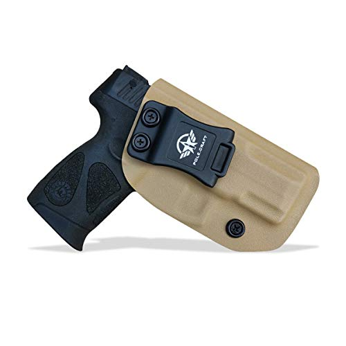 POLE.CRAFT IWB Tactical KYDEX Pistolenholster for Taurus PT111...