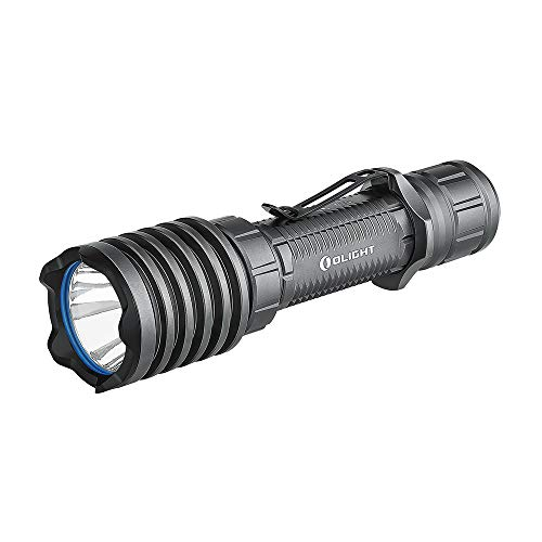 Olight LED Handlampe Warrior X Pro 2250 Lumen grau Metall...