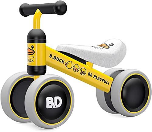 YGJT Kinder Laufrad ab 1 Jahr | Fahrrad Spielzeug für 10-24...