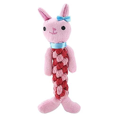 jiabushu shop Plüschseil-Spielzeug für Haustiere, realistisches...