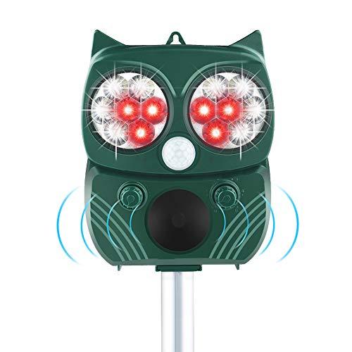 Katzenschreck - Ultraschall-Vertreiber gegen Katzen