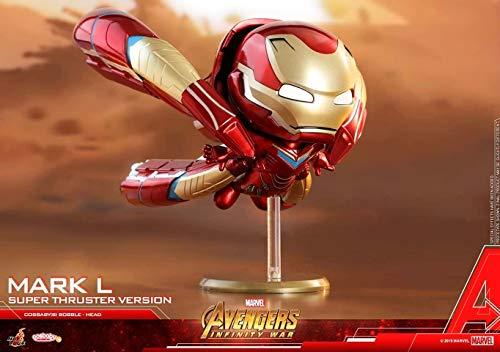 Hot Toys Avengers Infinity Wars Iron Man Mark L Super Thruster...