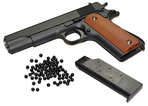 KOSxBO Set Airsoft Pistole - G.13 Vollmetall Metallschlitten,...