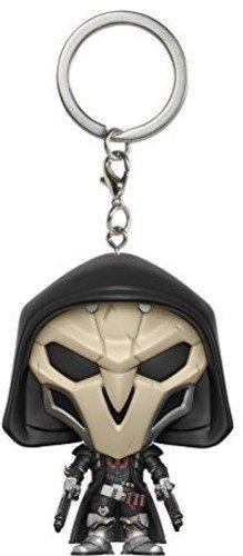 Funko 14311 Schlüsselanhänger Figur 'Overwatch: Reaper'