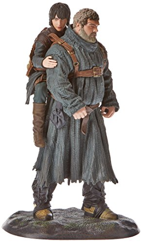 Dark Horse NOV140118 Game of Thrones-Hodor and Bran Figure, Multi...
