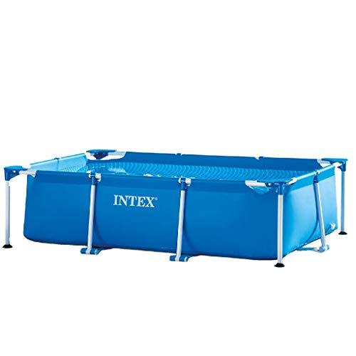 Intex 28271NP Kleiner Rahmen - Piscina zerlegbar, 260 x 160 x 65...
