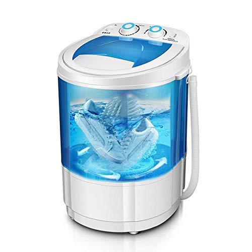 Mini Schuhe Waschmaschine Blue-ray Bacteriostatic kleine tragbare...