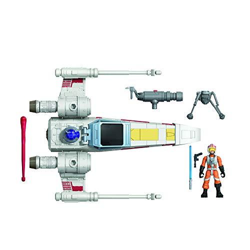 Hasbro E9597 Wars Mission Fleet Stellar Class Luke Skywalker...