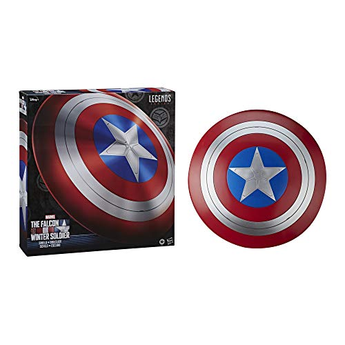 Marvel F0764 Hasbro Legends Series Avengers Falcon and Winter...