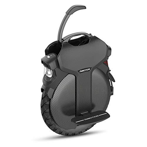 InMotion Unisex-Adult Elektrisch Einrad V11, schwarz,...