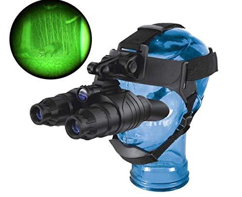 CTO Brille 1X20 75095 Infrarot-Fernglas Nachtsichtgerät Helm...