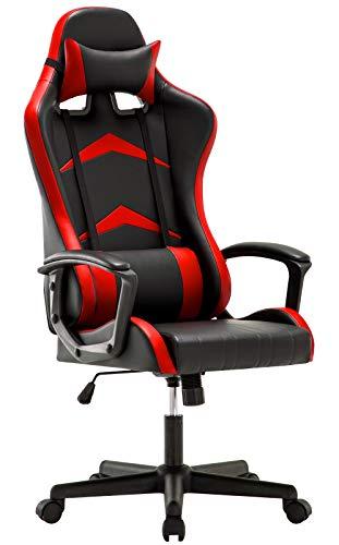 IntimaTe WM Heart Gaming Stuhl, Bürostuhl mit Verstellbarem...