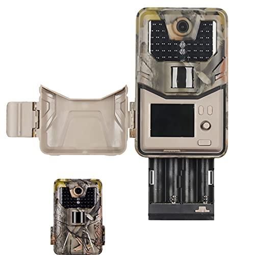 Mini Wildkamera 16MP Glimmen Nachtsicht Kamera Bewegungsmelder...