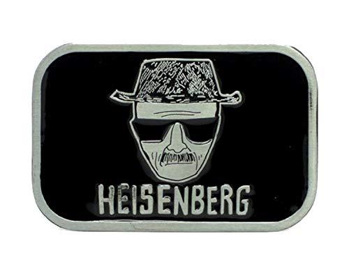 Heisenberg Breaking Bad Cosplay Belt Buckle Gürtelschnalle...