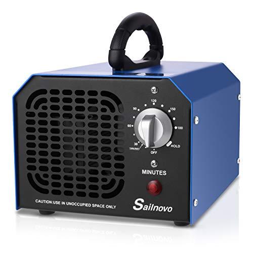 Ozongenerator, 6,000mg/h Ozon Generator Luftreiniger Ozongerät...