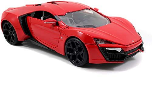 KDMB Rennmodell 1:24 Fast & Furious 7-Szenen-Modellauto