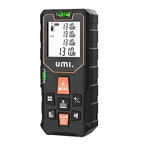 Amazon Brand – Umi Laser Entfernungsmesser, 40M/131Ft...