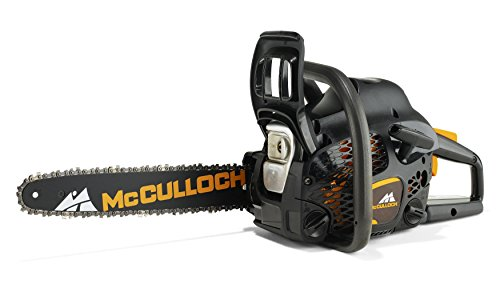 McCulloch Benzin-Kettensäge CS 42S, Motorsäge mit 1500 W...