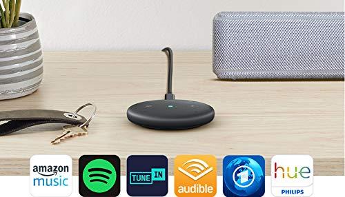 Echo Input (Schwarz) – Bringen Sie Alexa auf Ihren Lautsprecher...