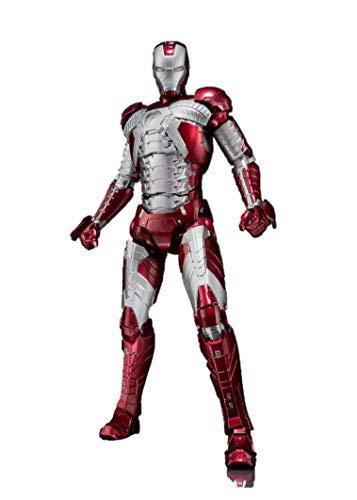 Bandai Tamashii Nations S.H. Figuarts Iron Man MK. V & Hall of...