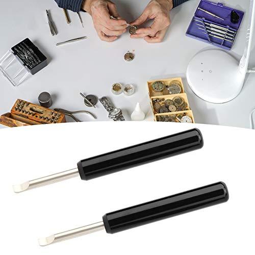 MYXFASITA Werkzeug 2-teiliges Uhrenreparatur-Set...