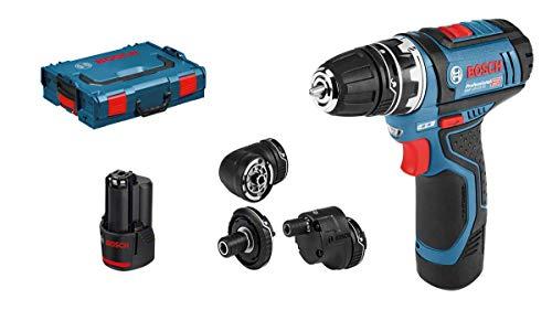 Bosch Professional GSR 12V-15 FC SetAkku-Bohr 2x2,0Ah L-BOX