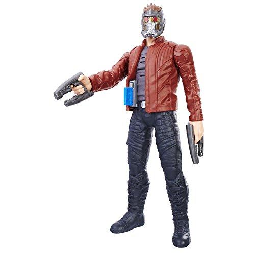 Hasbro Guardians of the Galaxy C0080EW0 - Vol.2 Elektronische Titan Hero Music Mix Starlord,...