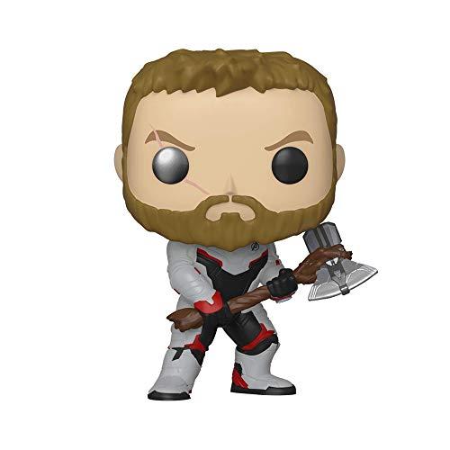 Funko POP! Bobble: Avengers Endgame: Thor, Multi, Einheitsgröße