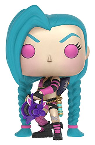 Funko 10305 POP Vinylfigur: League of Legends: Jinx, Multi,...