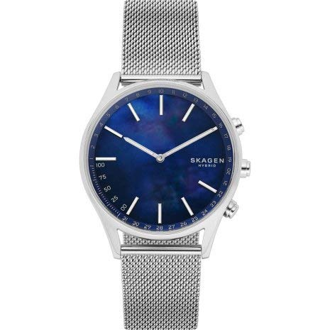 Skagen Damen Analog Quarz Uhr Smartwatch SKT1313