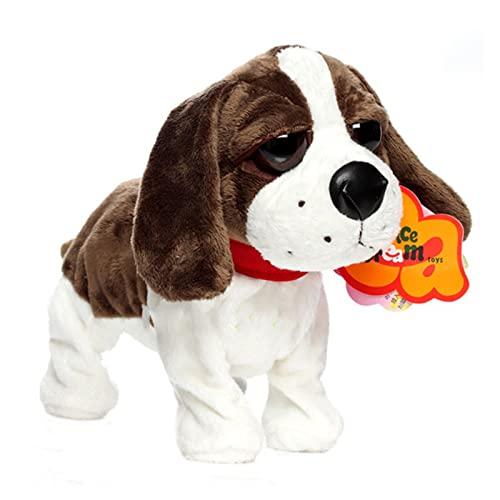 JUBP Roboter Hundespielzeug für Kinder, Spielzeug 3+ Jahre...