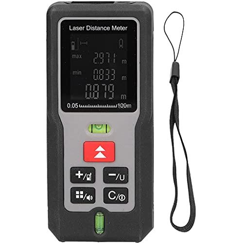MAG.AL LCD Anzeige Laser Entfernungsmesser Distanz Messung...