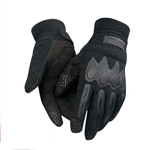 MHKJ Vollfinger-Taktische Handschuhe Herren Winter Outdoor 07...