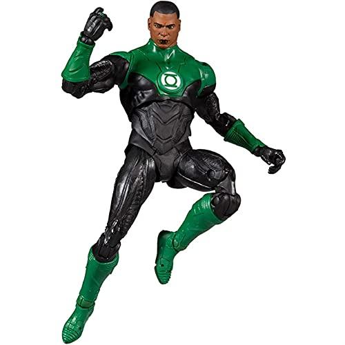 MIBHNJIAN Modell 17cm Multiverse Moderne Comic Superheld Grüne...