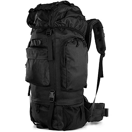 Armybag® Trekkingrucksack | Outdoor Rucksack 65 Liter und YKK...