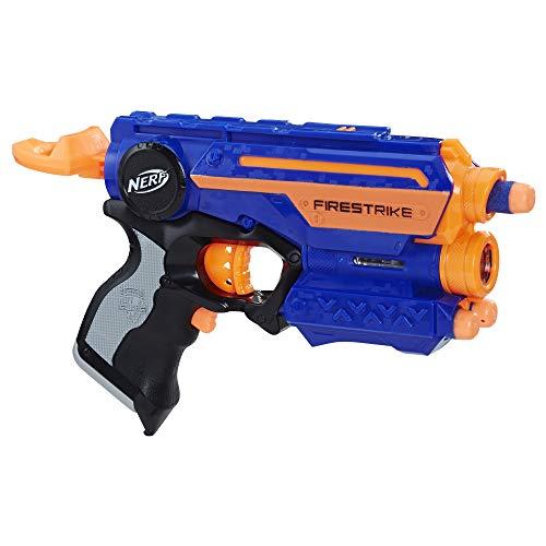 Hasbro Nerf 53378EU7 N-Strike Elite Firestrike, Spielzeugblaster