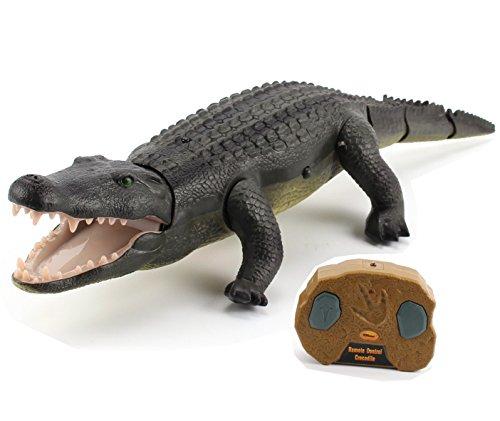 Top Race Fernbedienung Crocodile, Prank Krocodile RC...